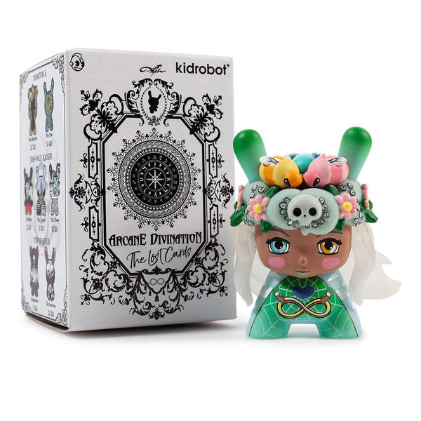 Kidrobot Arcane Divination Dunny Series 2 - The Lost Cards blind box