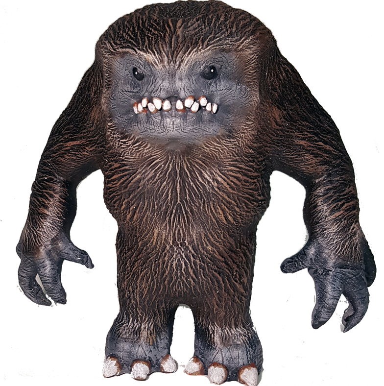 Fey Folk The Bugbear 5.5-inch resin figure by Weston Brownlee Weston Brownlee Resin Tenacious Toys®