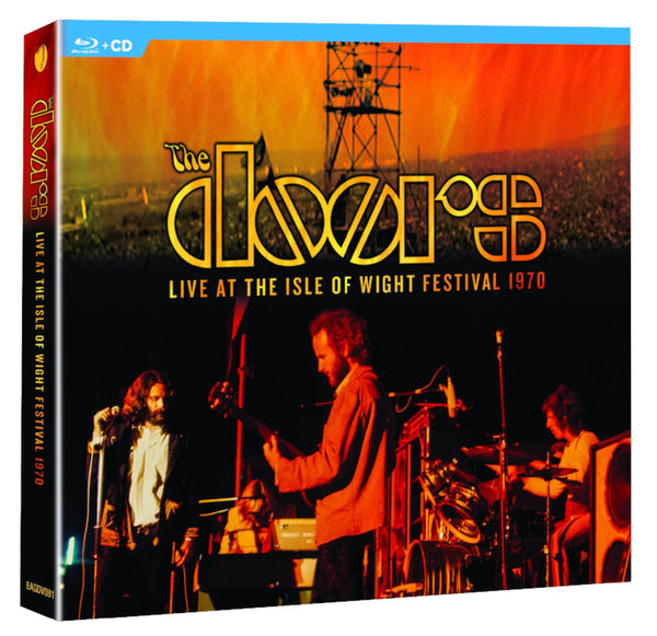 The Doors Live at the Isle of Wight Festival 1970 [Video] blu-ray