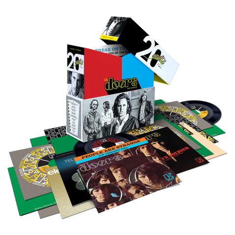 "The Doors - The Singles [7"" Single Boxset]"