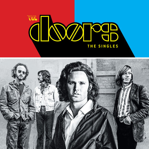 The Doors - The Singles [2 CD] 44 Tracks