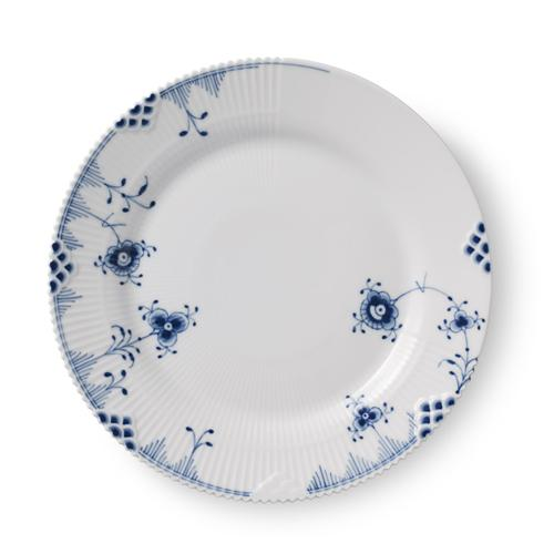 Blue Elements Bread and Butter Plate by Royal Copenhagen