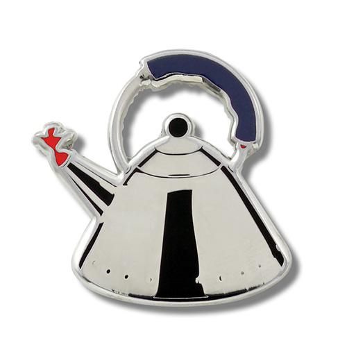 Alessi 9093 Water Kettle Pin by Michael Graves for Acme Studio