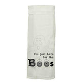Amusing Tea or Kitchen Flour Sack Towels by Twisted Wares