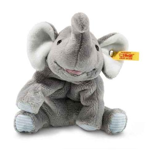 Little Floppy Trampili Elephant by Steiff
