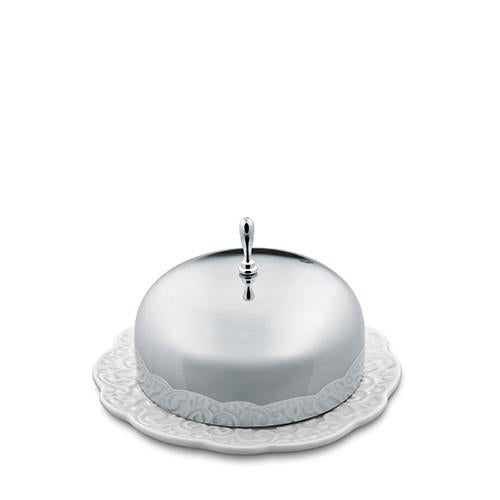 Dressed Butter Dish by Marcel Wanders for Alessi