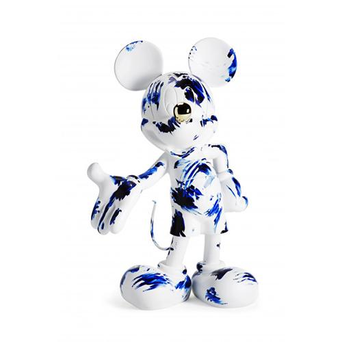 'One Minute Mickey' Mickey Mouse Sculpture by Marcel Wanders