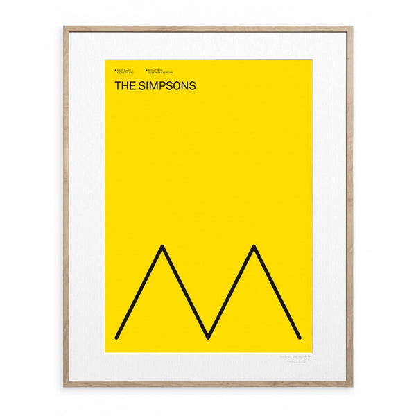 The Simpsons by Albert Exergian