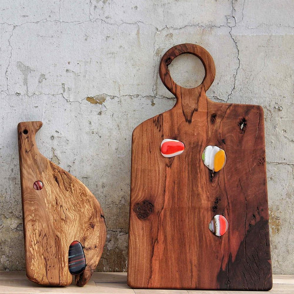 Pebble Cutting Board by Rasttro & Orfeo Quagliata
