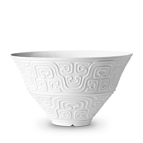 Han White Bowl - Large by L'Objet