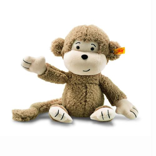 Brownie Monkey by Steiff