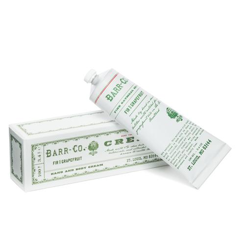 Barr-Co. Fir & Grapefruit Hand & Body Cream