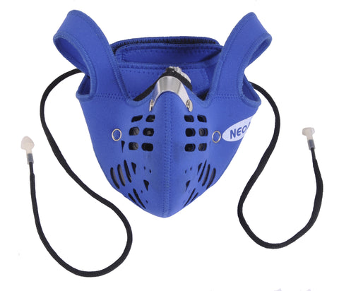 NeoMask - Neoprene Carbon Safety Mask - Multi-Purpose Dust Mask