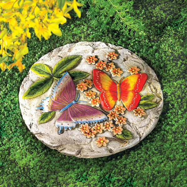 Butterfly Stepping Stone - Yolis Beauty Barn