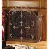Florentine Fireplace Screen - Yolis Beauty Barn