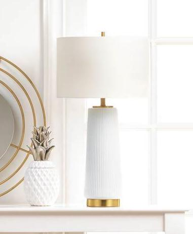 Modern Ceramic Table Lamp