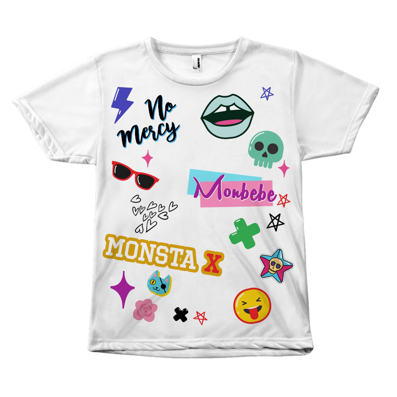 "MONSTA X ""iCONS"" Clothing - MYKPOPMART"