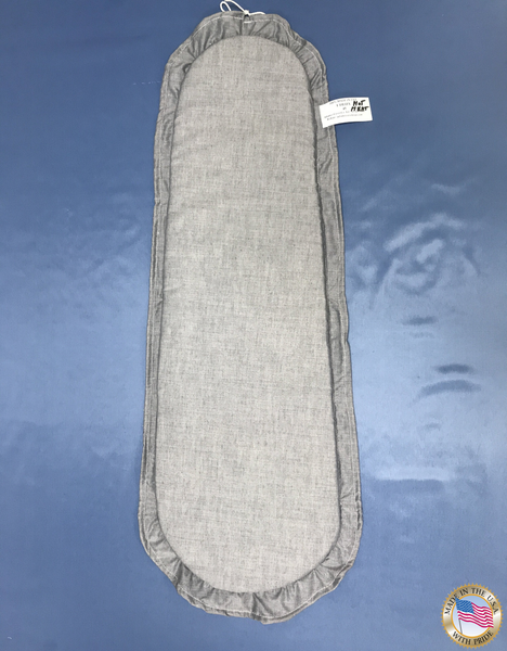 ID#: F015004-Forenta Utility Press Pad-Nomex Model # 46SURMC-46-46FOL-46YO   *Made In USA*