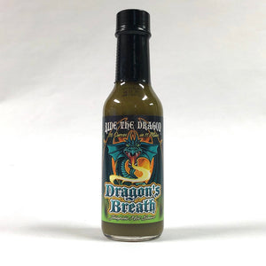Dragon's Breath Jalapeño Hot Sauce