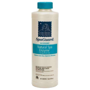 SpaGuard Natural Spa Enzyme 1 Qt. | Spa Palace
