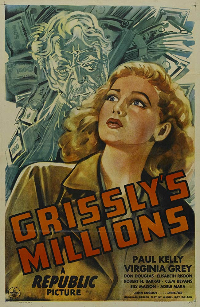 Grissly´s Millions (1945) - Paul Kelly  DVD