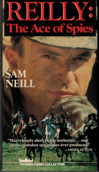 Reilly : The Ace Of Spies (1983) - Sam Neill  VHS