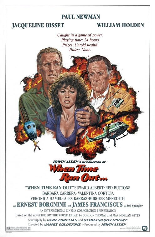 When Time Ran Out (1980) - Paul Newman  DVD