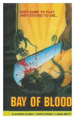 A Bay Of Blood (1971) - Mario Bava  DVD