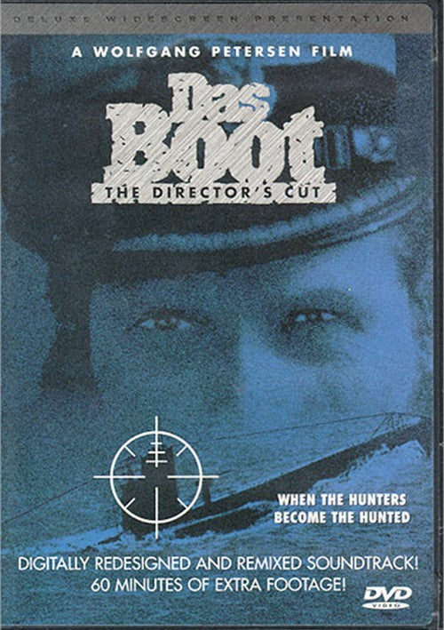 Das Boot : Director´s Cut (1985) - Wolfgang Peterson  DVD