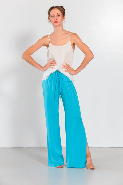 Pondy Pants Fountain Blue - Nouvelle