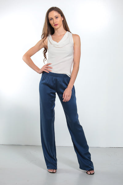 Pallazzo Pants Midnight Blue - Nouvelle