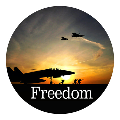 Freedom Sticker