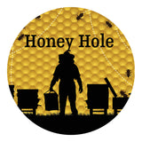 Bee Keeper - Honey Hole Sticker