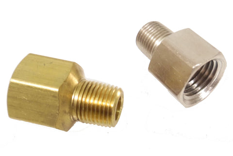 1/4 Female to 1/8 NPT Male Reducer - 1/4 NPT - Air Fittings - Palmers Pursuit Shop