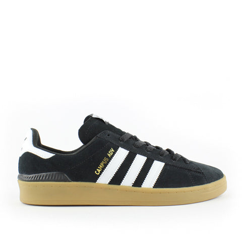 Adidas Campus ADV Black/White/Gum