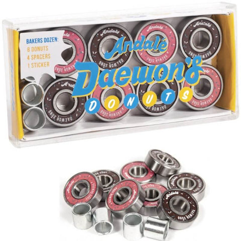 Andale Daewon's Donuts Pro Rated Bearings