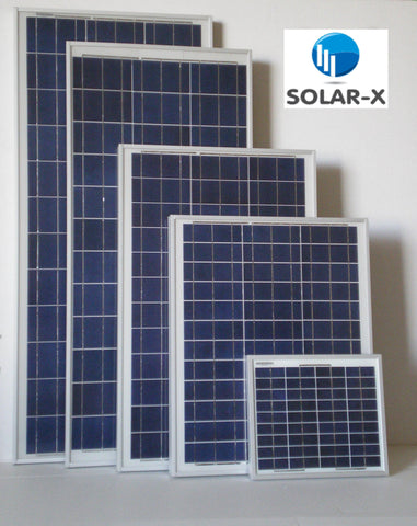 Kyocera KC50T-Equivalent Solar Panel 50 Watts (Bolt in Replacement) - Special Order - May take several weeks to ship - Manufactured By Solar-X
