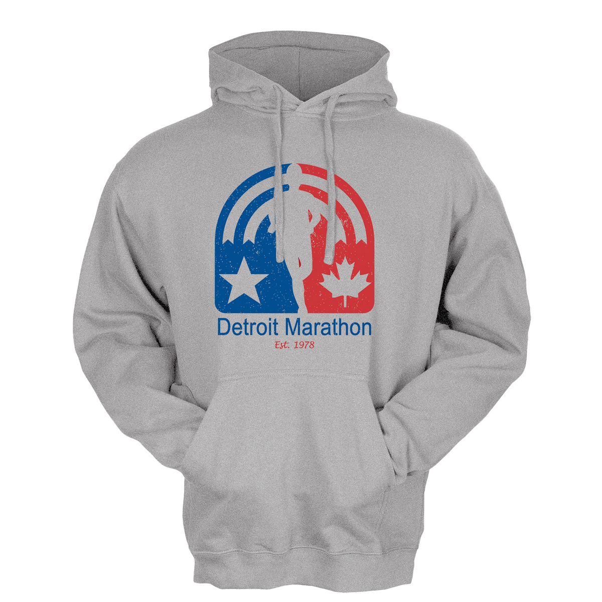 Detroit Retro Hoody HG (Men)