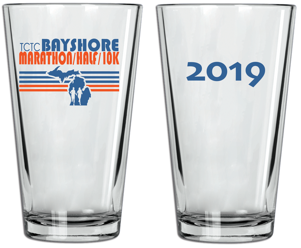 Bayshore Pint Glass 2019