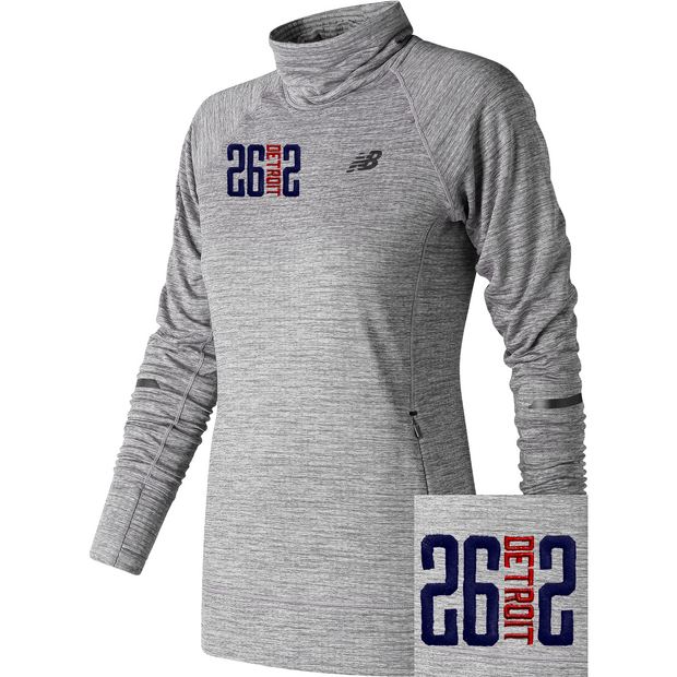 Detroit Heat Pullover ASK (Women) (26.2 only)