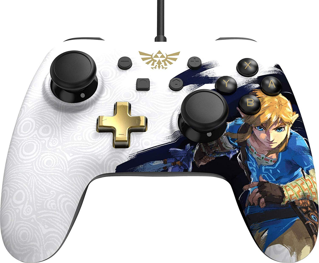 Wired Controller Plus - Zelda Edition - Nintendo Switch