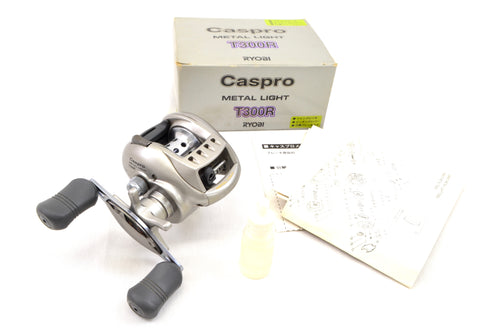 Used Caspro Metal Light T300R Right