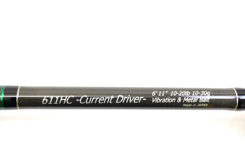 Used Seabass Program 611HC Current Driver