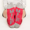 Mommy and Daddy Gift Set socks milf bottom front view