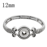Small Button (12 mm) Bracelet