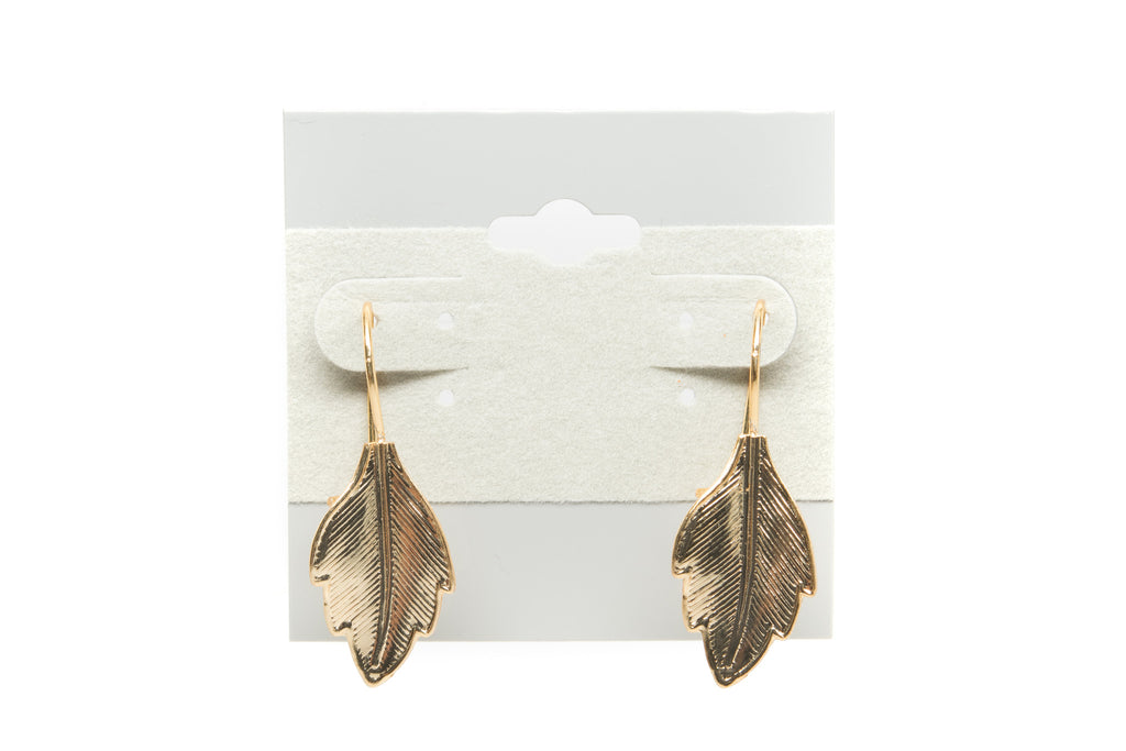 Leaf Fashion Earrings - Orti Jewelry