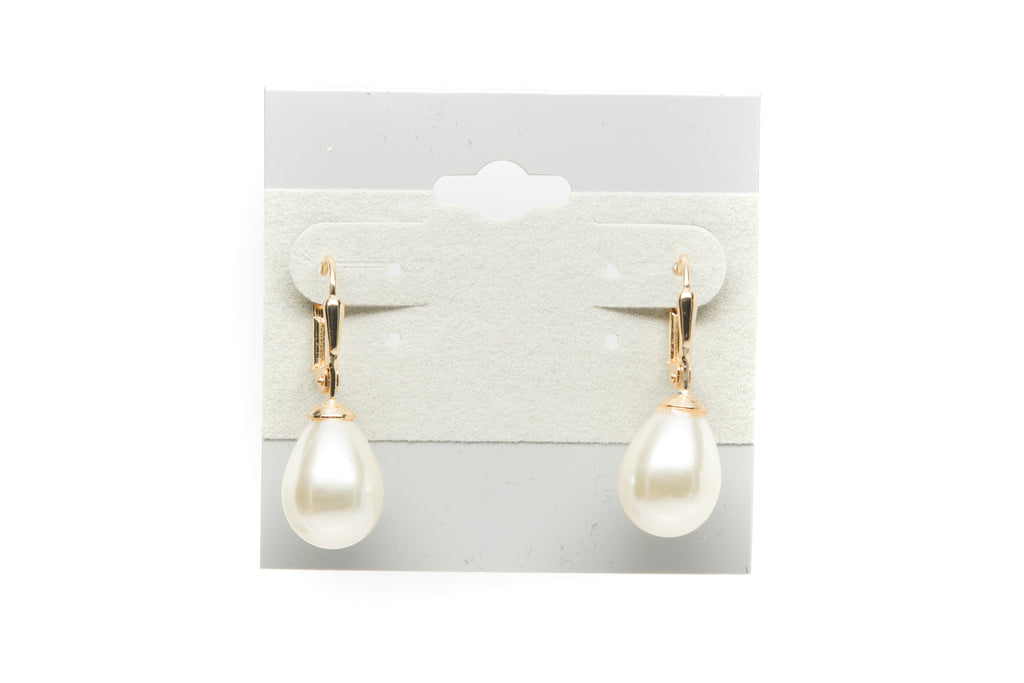 Pearl Drop Fashion Earrings - Orti Jewelry