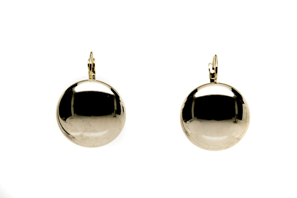Convex Fashion Earrings - Orti Jewelry
