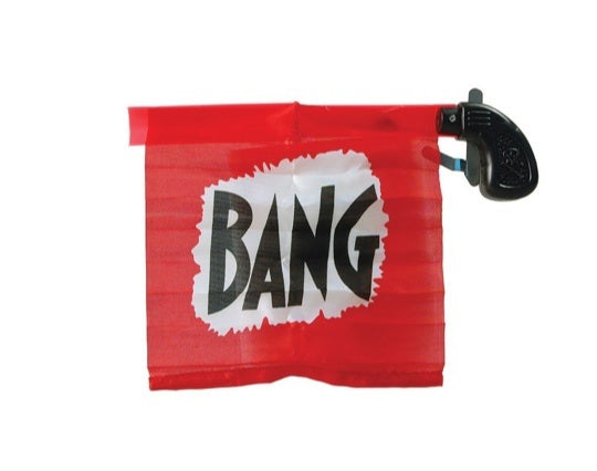 BANG GUN JOKE TOY