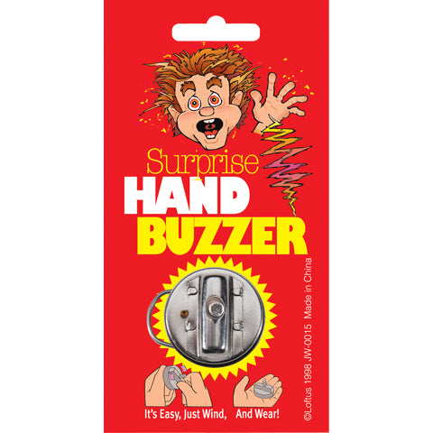 Hand Buzzer Joke Toy